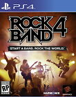 Rock Band 4 (Sony PlayStation 4, 2015)