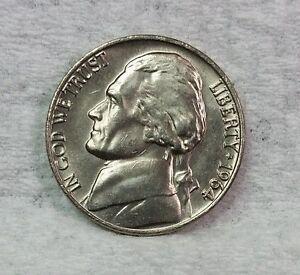 Buy 5 Items Get 10/% OFF Free Ship Nice 1966 AU Jefferson Nickel