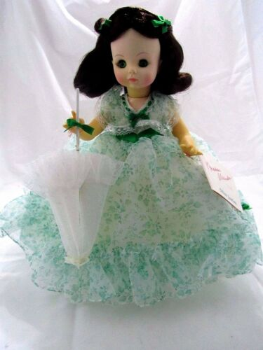 "Vintage Madam Alexander 14"" Doll Miss Scarlet Gone With the Wind B1988"