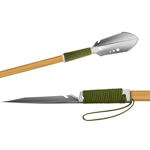 Multi tools Hand Hiking Shovel for Camping Hiking Steel Spade Military Survivalc
