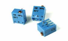 1mohm Trimmer Potentiometer Trimpot Multi Turn Potentiomer Nos 5 Pcs