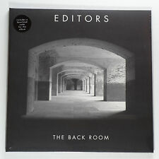 EDITORS - The Back Room **Vinyl-LP**incl. MP3-Code**NEW**