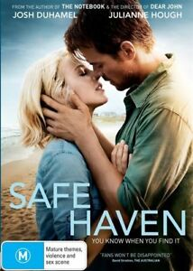 SAFE HAVEN : NEW DVD