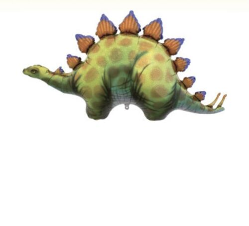 "Stegosaurus Dinosaur 46/"" Balloon Birthday Party Decorations"