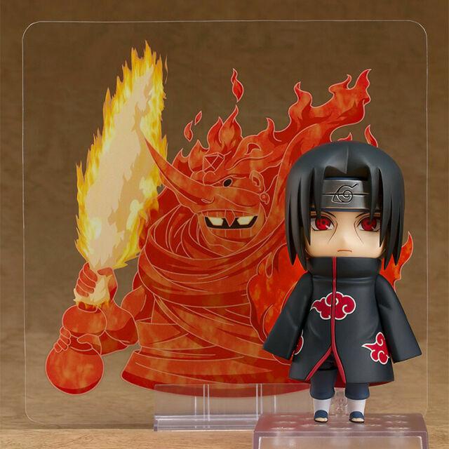 Nendoroid 820 Anime Naruto Shippuden Uchiha Itachi PVC Figure New In Box