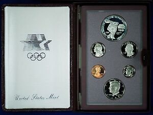 1990 PRESTIGE Proof Set U.S Mint Made Complete /& Original With Box