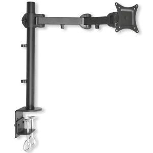 Monitor-Tischhalterung-DMP-352S-13-27-034-33-68-6cm-max-10kg-neigbar-schwarz