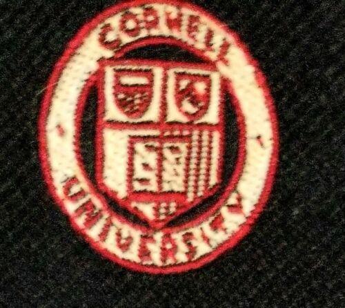 Cornell University Campus Store Silk Logo Tie