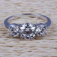gold round solitaire engagement ring ct gold white size vs enhanced ct wedding