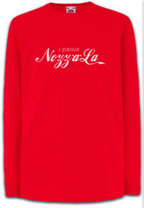 I-DRINK-NOZZ-A-LA-Kinder-Langarm-T-Shirt-Der-dunkle-The-Dark-Logo-Tower-Turm