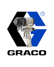 Graco Fusion Ap Plural Component Spray Gun Spray Foam Polyurea