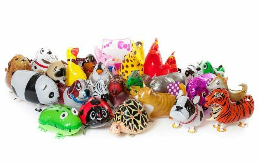 Walking Pet Animaux Ballons X 50 de collecte de fonds mixtes joblots