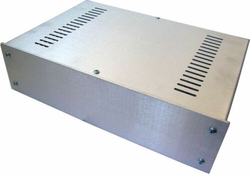 HiFi DIY Audio amp chassis Instrument Case 20-12123N table top enclosure