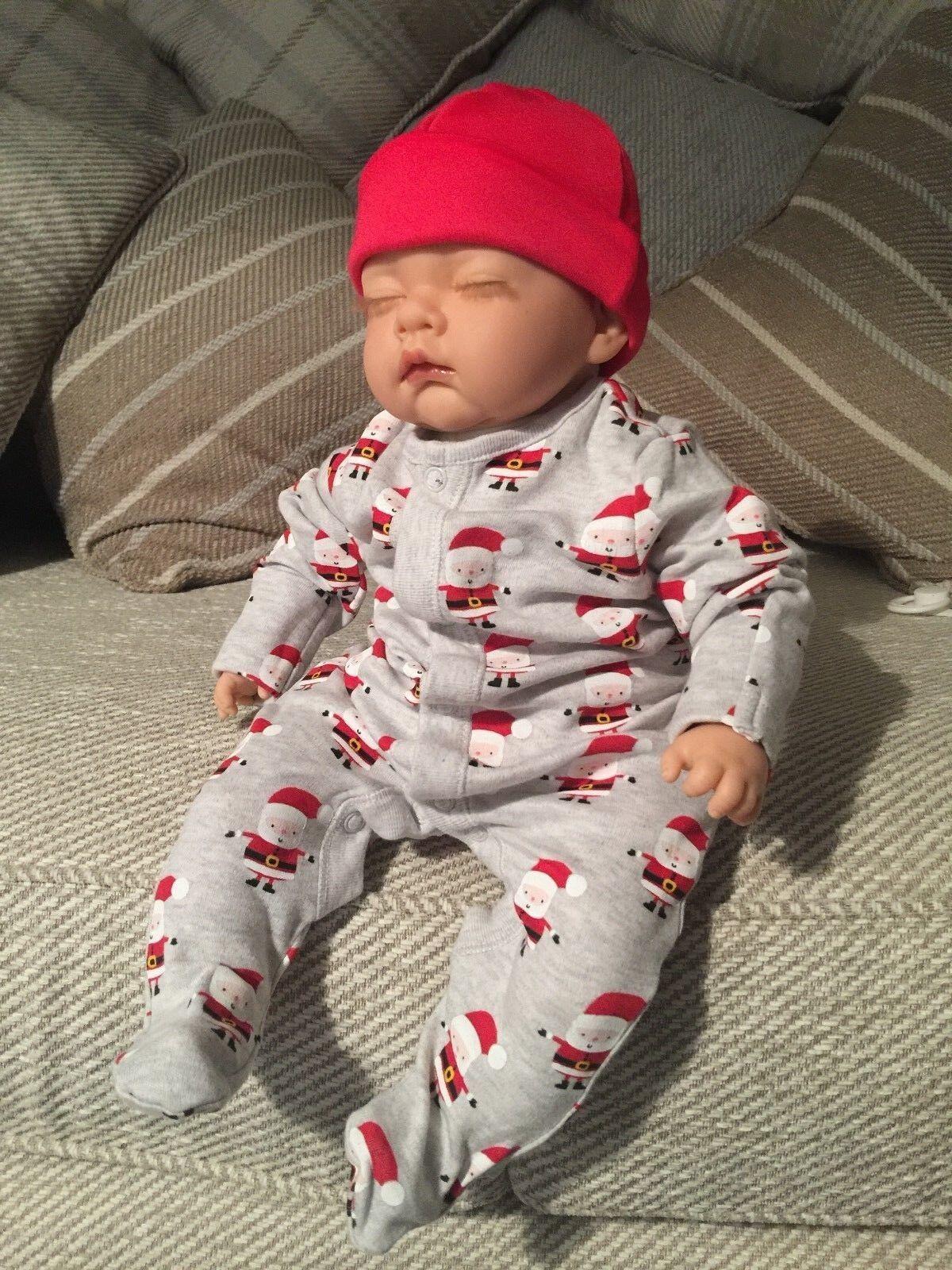 Bambola Reborn Piccolo Pete Bambino Bambino Ragazze Donna Mamma Compleanno Regalo Di Natale