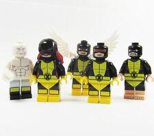 LEGO Custom - Original X-Men Team x5 - Marvel Super heroes mini figure Cyclops