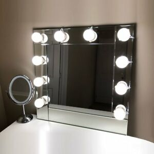 Lvyinyin Vanity Mirror Lights Hollywood Makeup Lighted Desk With