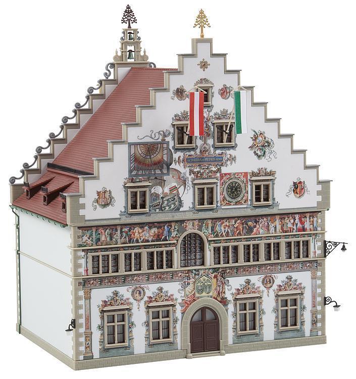 Ftuttier 130902 ho antico municipio Lindau  neu in OVP