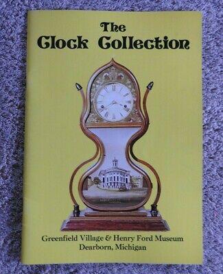 """Methodisch 597ms """"die Uhr Kollektion"""" Henry Ford Museum Dearborn Mi Minty Zu Verkaufen"""