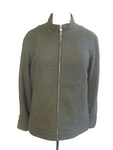 Smart 7923 Erfrischend Und Wohltuend FüR Die Augen Erfinderisch Ladies Jacket Della Spiga Italy Size L New Black Viscose/wool Mix