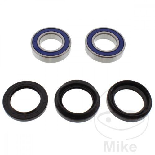 Suzuki LT-F 400 F Eiger 4X4 2002 All Balls Front Wheel Bearings /& Seals 25-1108