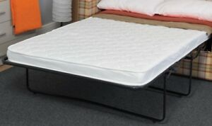 Image Is Loading Sofabed Replacement Foam Mattress New Metal Action Sofa