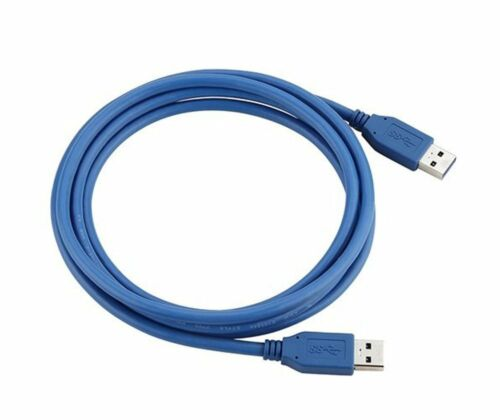 OMNIHIL USB 3.0 A to A Male to Male Type A Data Transfer Cable for Acer Laptops