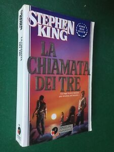 Stephen KING - LA CHIAMATA DEI TRE Sperling Paperback (1996) Libro Horror