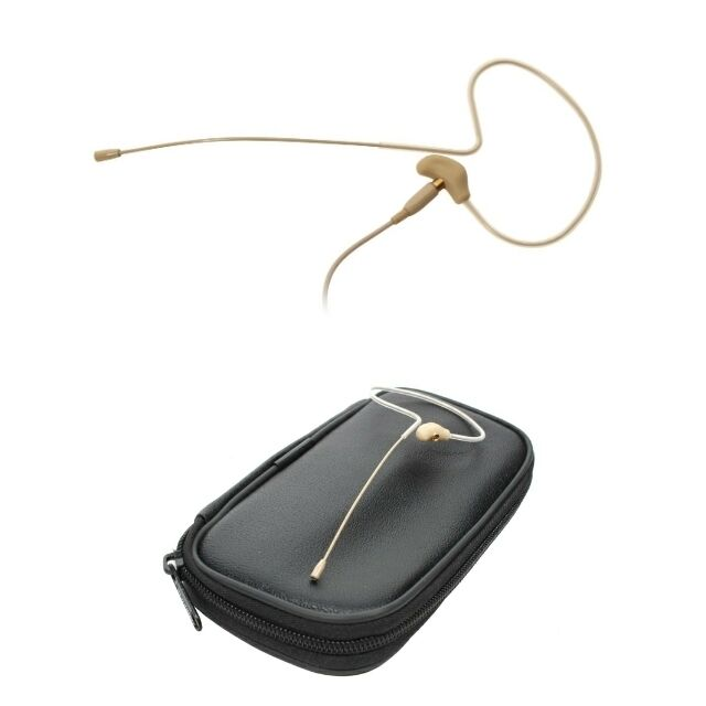 OSP 09 Earset Headset Tan Mic for Cad Wireless Systems TA4F