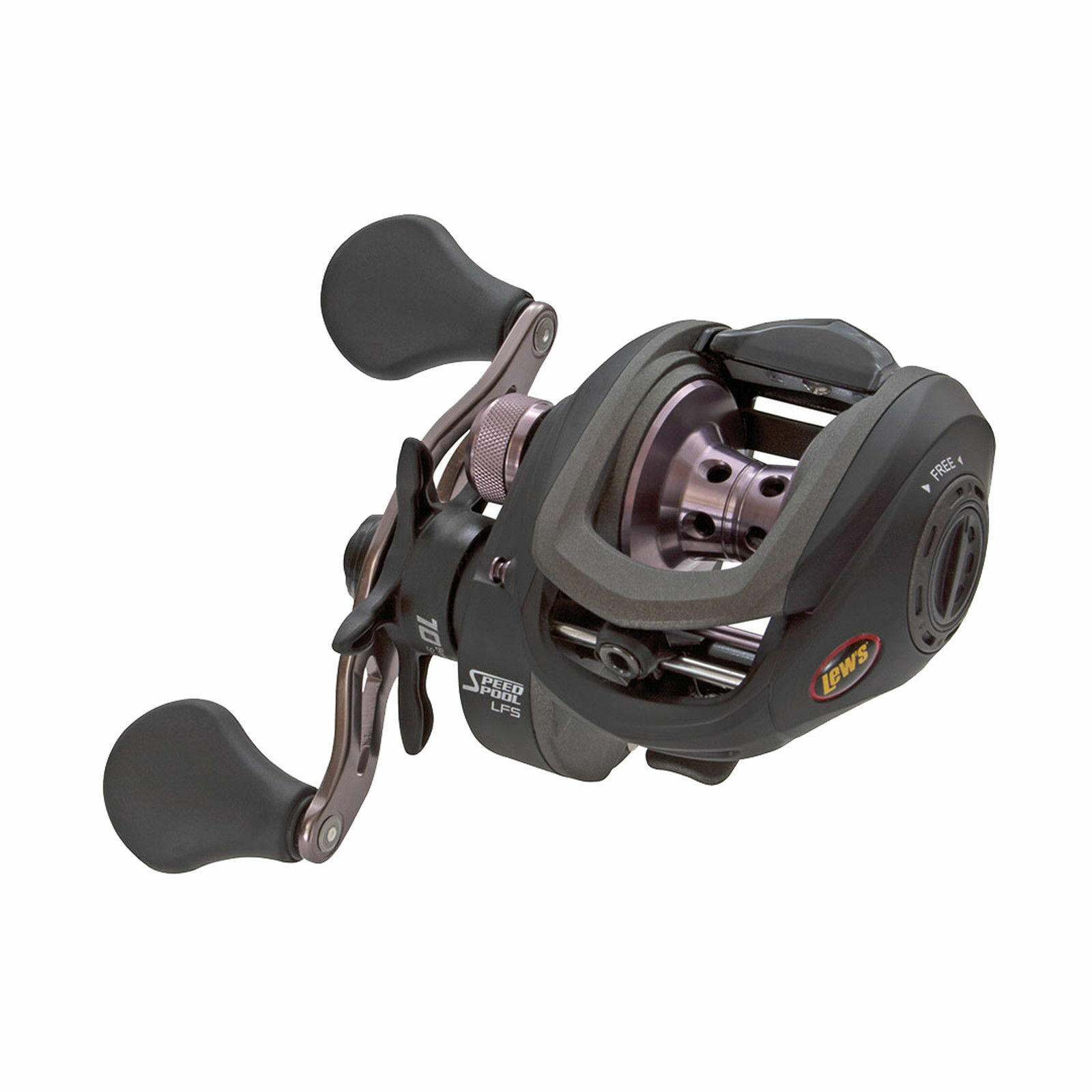 Lew's SSG1SH Speed Spool LFS Baicasting Fishing Reel