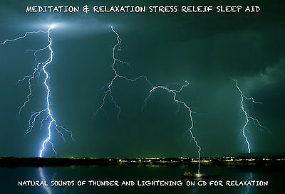 RELAXING SOUNDS OF TROPICAL STORM CD RELAXATION MEDITATION STRESS SLEEP  135a | eBay