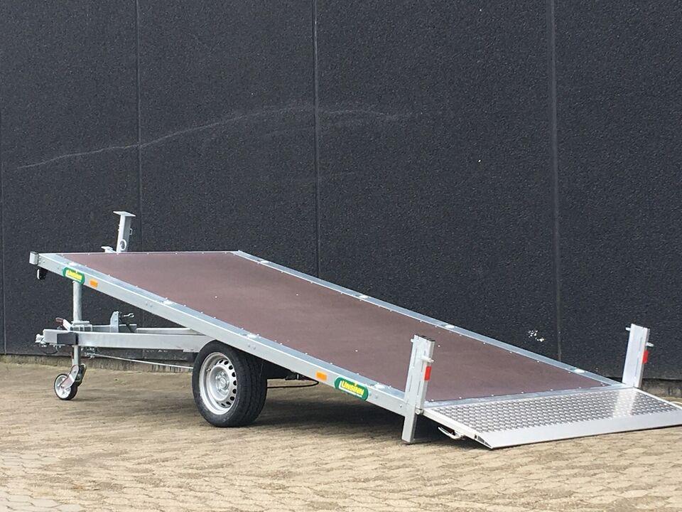 Ideel trailer til transport af Zero-Turn klippere