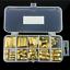 50pcs-Bullet-Shape-Gold-Brass-Fishing-Sinkers-Set-Lures-Weights-Sinkers-Kit-Box thumbnail 1