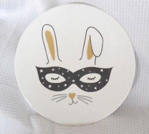 Pottery Barn Kids Emily Amp Meritt White Bunny Plate