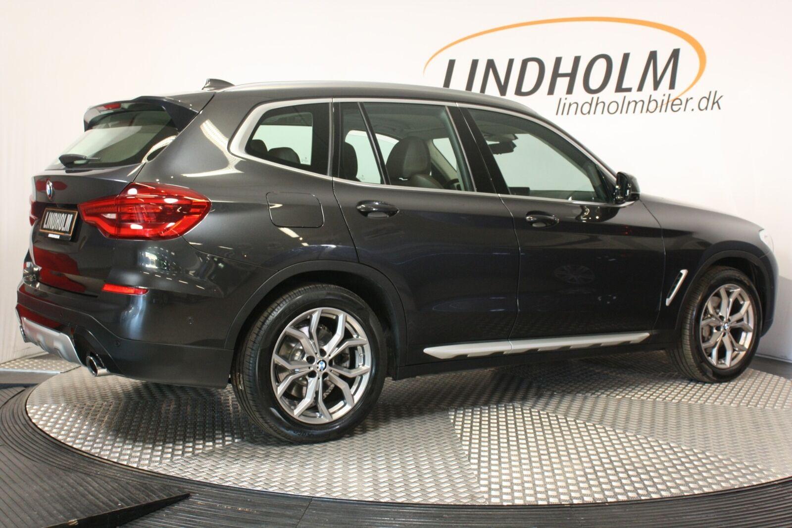 BMW X3 xDrive30d X-Line aut. Van