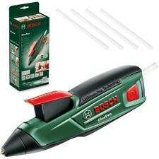 Bosch Akku Heißklebepistole GluePen inkl. 4x Klebesticks und Micro-USB-Ladegerät