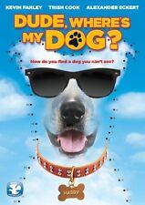 Dude, Wheres My Dog (DVD, 2014) * NEW *