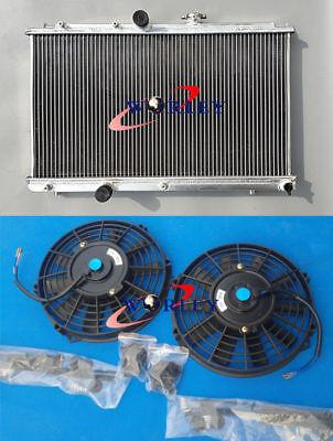 Radiator Fan Assembly For Toyota Corolla 93-96 Geo Prizm 93-97 1.6 1.8 L4