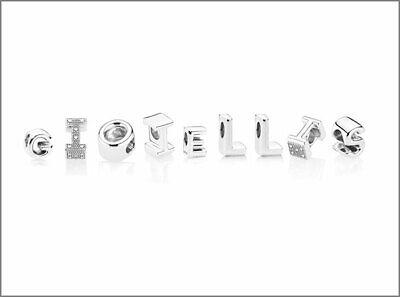 lettere charm pandora