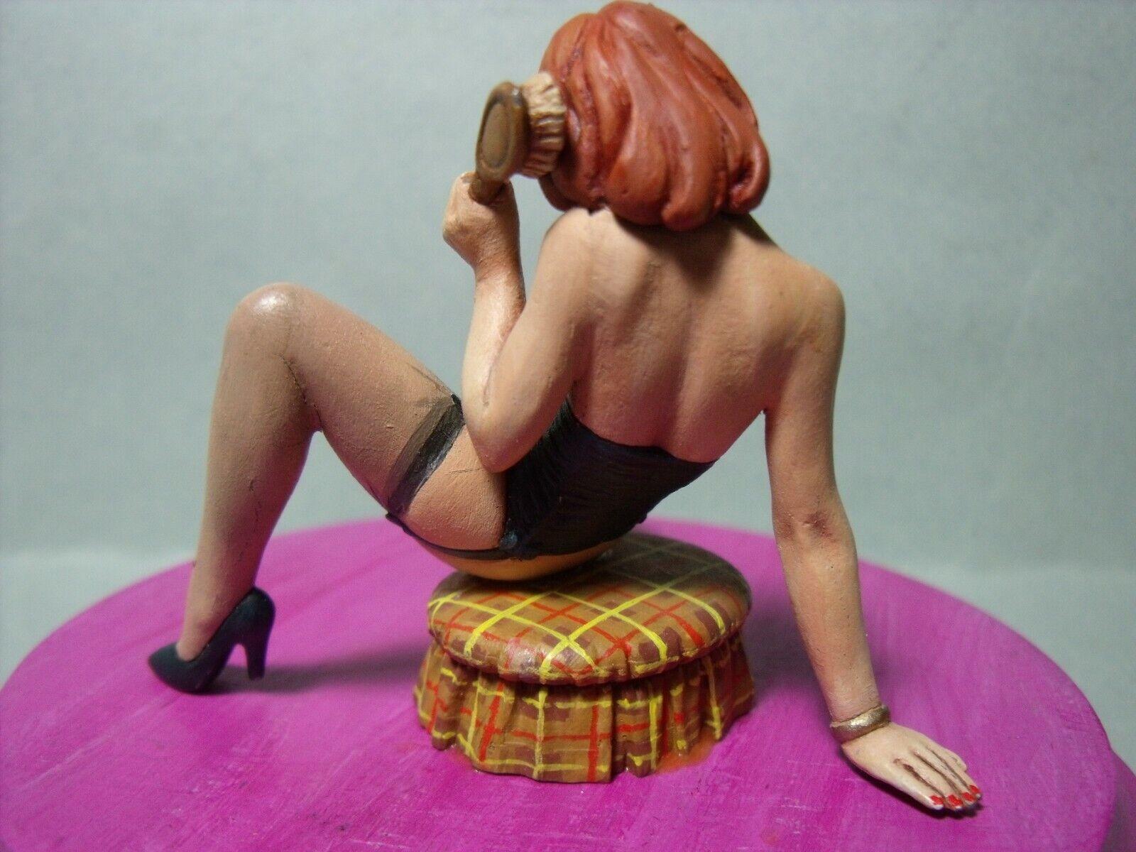 1  18  GIRL  FIGURE  SOPHIE   PAINTED   BY  VROOM   FOR   EXOTO  MINICHAMPS 1 18  sortie de vente pas cher en ligne