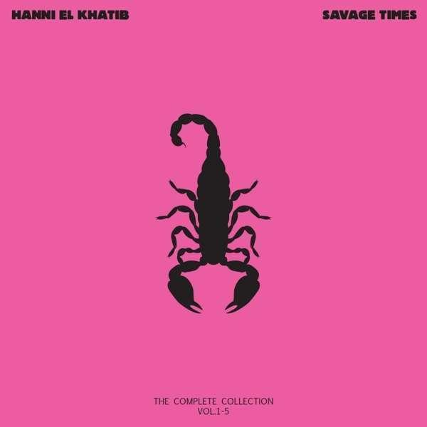 El Khatib, Hanni - Savage Times Nuevo CD