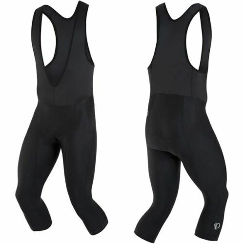 Size S Black PEARL iZUMi Men/'s Pursuit Attack 3//4 Bib Tight