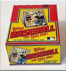 1983-Topps-Baseball-Unopened-Wax-Box-w-36-Packs-PSA-10-Beauty