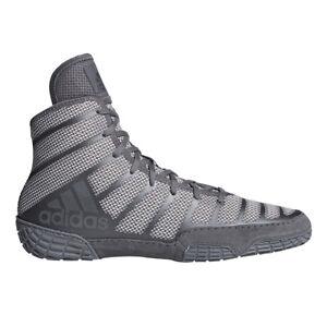 3196b9ad1a3 Image is loading Adidas-Adizero-Varner-Men-039-s-Wrestling-Shoes-