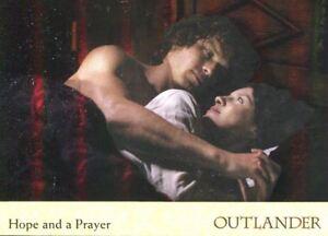 Outlander-Season-2-Rainbow-Foil-Base-Card-57-Hope-and-a-Prayer