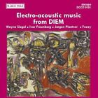 Various Composers Electro Acoustic Music CD 2000
