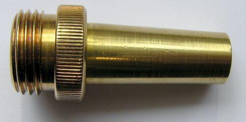 Reinigungsdüse   Posaune großer Schaft Tuba  Sousaphon Gewinde Duschschlauch