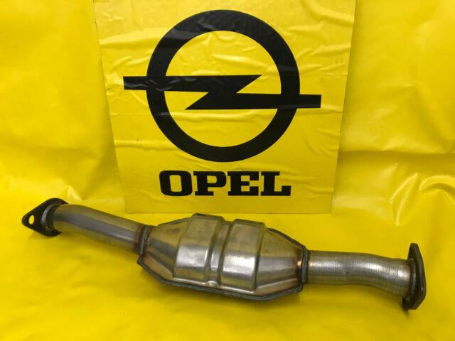 Nouveau Catalyseur Opel Calibra Vectra A 1,8 L avec 90ps et 2,0 l avec 115ps