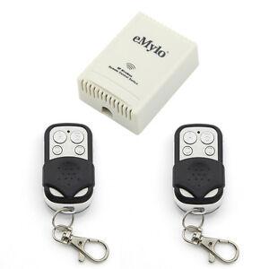 eMylo-RF-Switch-DC12V-4CH-Wireless-Remote-Control-Switch-with-2-Transmitters