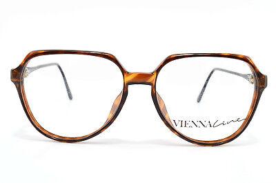 Viennaline Optyl Vintage Brille Mod 1404-10 Premium Eyeglasses Frame Austria Nos Ausgezeichnete (In) QualitäT
