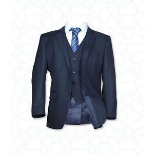 bd7e51bb366a Boys Navy Suit, Children Blue Wedding Suit, Kids Prom Suits, Page ...